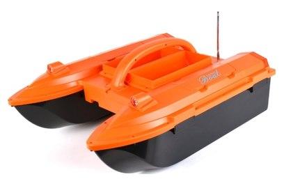 Радиоуправляемый катер Jabo 5C (оранжевый)