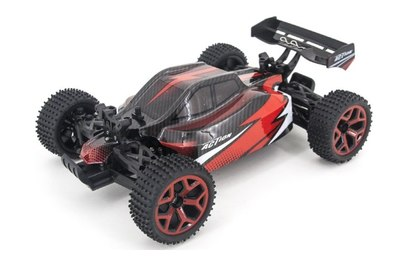Радиоуправляемая багги ZC X-Kinght Action Red 4WD RTR масштаб 1:18 2.4G