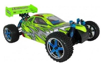 HSP X-STR PRO 4WD (багги, 1:10)