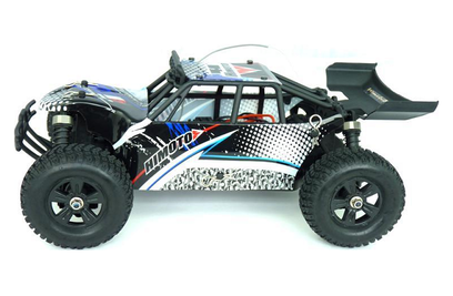 Himoto Barren E18DBL Brushless (багги)