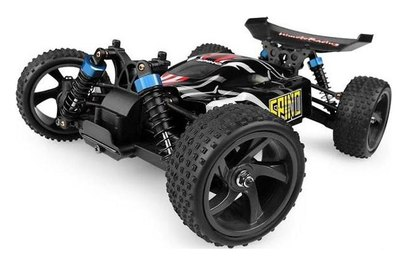 Iron Track 4WD Spino