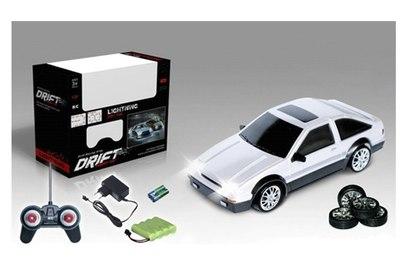 Р/у машинка для дрифта HB Toyota Corolla Trueno AE86 GT