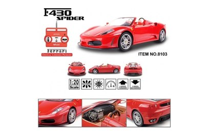 Радиоуправляемая машинка MJX Ferrari Spider