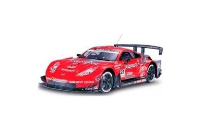 Р/у машинка MJX Nissan Fairlady Z Super GT500 1:20