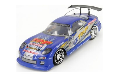 Р/у автомобиль для дрифта Mazda RX-7 GT Blue 1:14 1:14