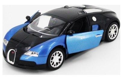 Радиоуправляемая машина MZ Bugatti Veyron Blue 1:14 - 2232J-B
