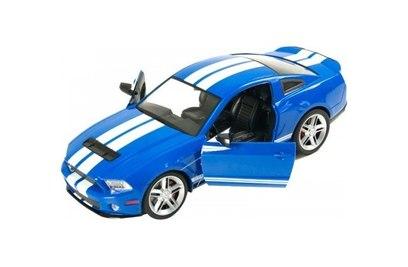 MZ Ford Mustang (автомодель; 1:14)