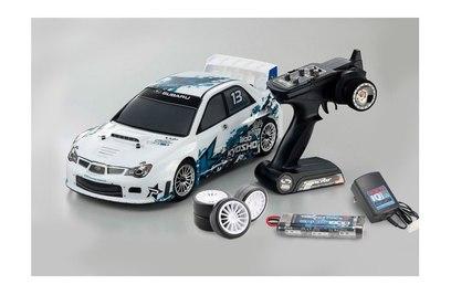 Subaru Impreza 4WD (дрифт, 1:10)