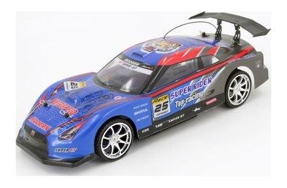 Р/у автомобиль для дрифта Nissan 350Z GT Blue 1:14 (дрифт; 1:14)