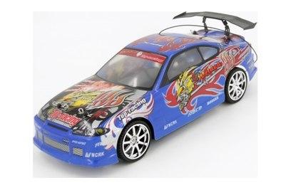 Р/у автомобиль для дрифта Nissan Silvia GT Blue 1:14 (дрифт; 1:14)