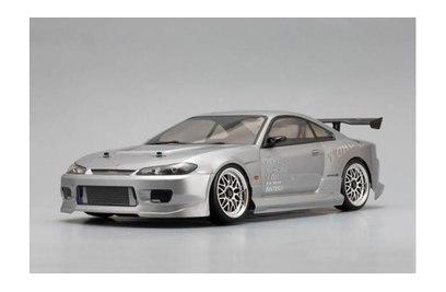 Yokomo Drift Package S15 Silvia 4WD (KIT, дрифт, 1:10)