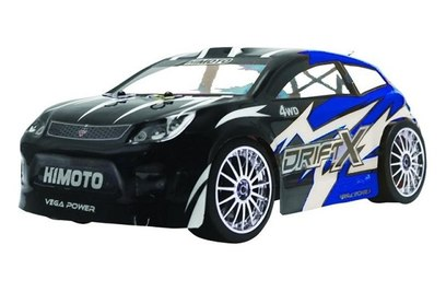 Himoto Drift X E18DTL Brushless (машина для дрифта)