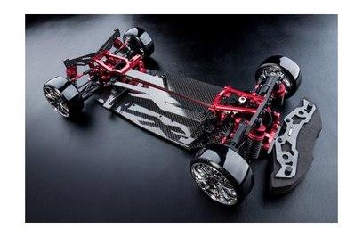 MST XXX-D VIP Red 4WD (KIT, дрифт, 1:10)