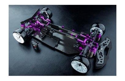 MST RMX-D VIP Purple 532124 2WD (KIT, дрифт, 1:10)