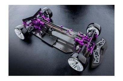 MST RMX-D VIP Purple 4WD (KIT, дрифт, 1:10)