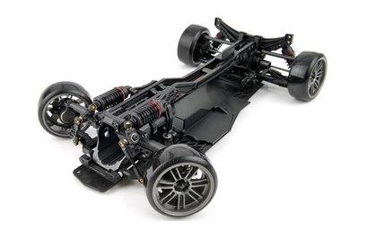 MST FXX-D S IFS FR 2WD (KIT, дрифт, 1:10)