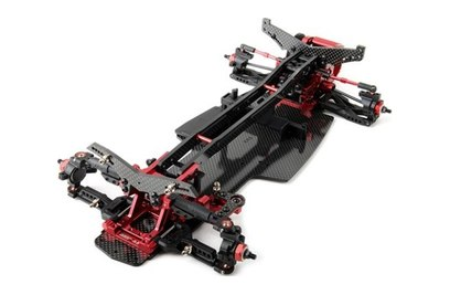 MST RRX-D VIP Red Ultra Rear Motor 2WD (KIT, дрифт, 1:10)