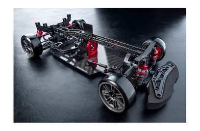 Комплект для сборки модели для дрифта MST MX-D Scale FR 2WD Electric Drift Car Chassis KIT 1|10 - MST-532147