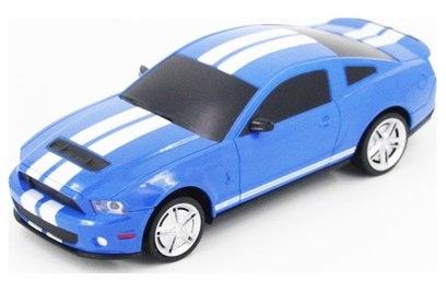 Ford Mustang Blue (автомодель; 1:24)