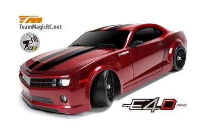 Team Magic E4D Chevrolet Camaro 4WD 2.4Ghz