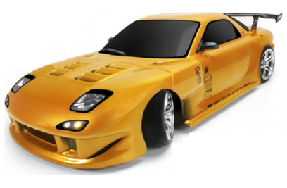 Team Magic E4D Mazda RX7 Brushless 4WD 2.4Ghz