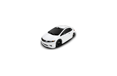 Team Magic E4D Civic Type R Brushless 4WD 2.4Ghz (дрифт)
