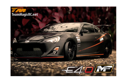Team Magic E4D MF Toyota 86 4WD 2.4Ghz