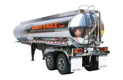 Полуприцеп-цистерна топливная Tamiya масштаб 1:14 - TAM-56333