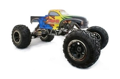 HSP Climber 4x4L 4WD (краулер, 1:8)