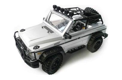 HG Mercedes 4WD (трофи, 1:10)