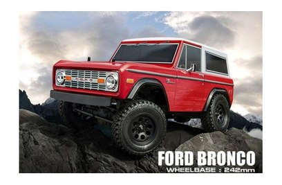 MST FORD Bronco 4WD (KIT, трофи, 1:10)