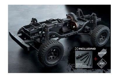 Комплект для сборки трофи модели MST CMX 4WD KIT масштаб 1:10 2.4G - MST-532145