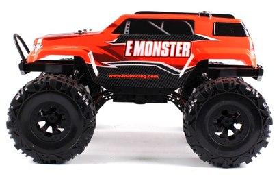 Радиоуправляемый монстр BSD E-Monster 4WD RTR масштаб 1:10 2.4G - BT1004