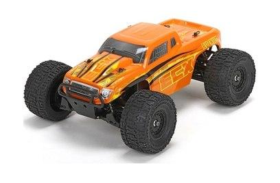 ECX Ruckus 4WD RTR (Монстр-трак; 1:18)