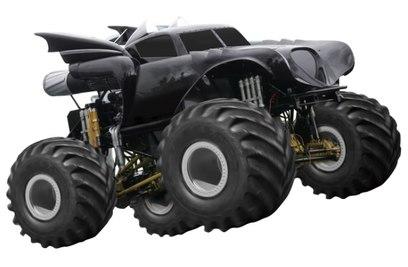 Remo Hobby RH1095 Brushless 4WD+2WS (Монстр-трак)