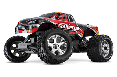 Traxxas Stampede 2WD 1:10