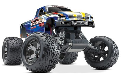 Traxxas Stampede VXL 2WD (монстр, 1:10)