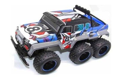 Радиоуправляемый гоночный пикап YED 6WD 1:10