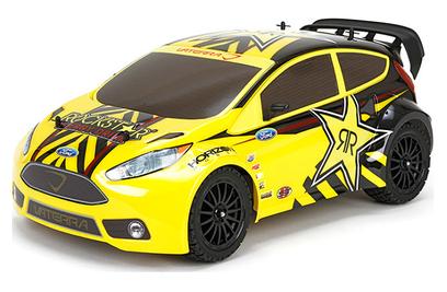 Vaterra Ford Fiesta RallyCross Brushless 4WD 2.4Ghz