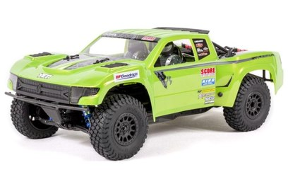 Радиоуправляемый шорт-корс AXIAL TROPHY TRUCK 4WD RTR масштаб 1:10 2.4G - AX90050