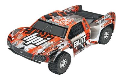 HPI Blitz Skorpion 2WD 2.4Ghz (оранжевый)