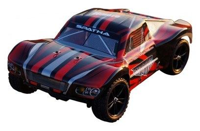 Iron Track 4WD Spatha, Влагозащита, Аккумулятор, З/У