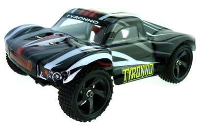 Iron Track Tyronno 4WD (шорт-корс трак; 1:18)
