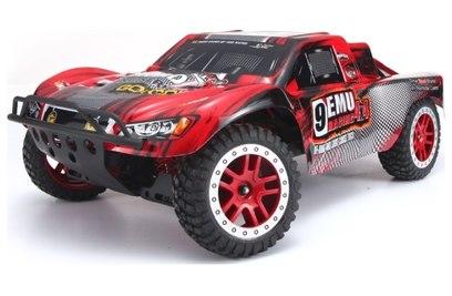 Remo Hobby Truck 9emu RH1025 Brushless (шорт-корс трак)