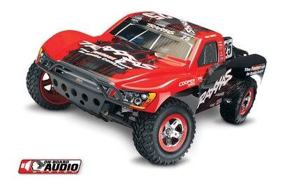 Traxxas Slash 2WD (с имитацией звука двигателя)