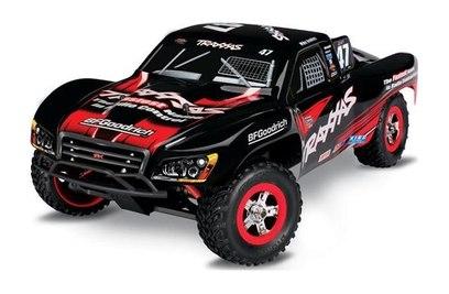 Traxxas Slash 4WD (шорт-корс трак, 1:16)