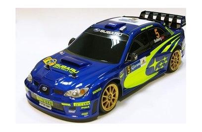 Carisma M40S R|C SUBARU IMPREZA WRC 2006 4WD (шоссе, )