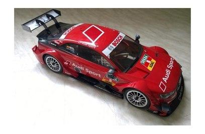 Carisma GT10RS AUDI RS5 DTM 4WD (шоссе, 1:10)