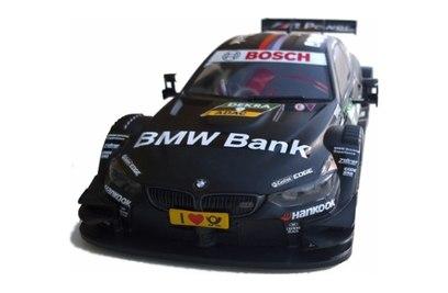 Carisma GT10RS BMW M4 DTM 2014 4WD (шоссе; 1:10)