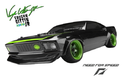 HPI Sprint 2 Mustang 1969 4WD 2.4Ghz (дрифт)